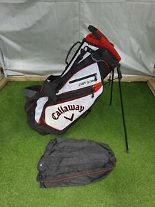 Callaway Chev Stand / Carry Golf Bag