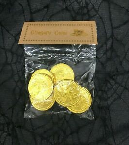 Harry Potter Inspired Gringotts Coins Novelty Sweets Birthday Party Christmas