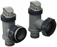 Intex Above Ground Pool Plunger Valves Gaskets Nut Replacement Part 2 Pack