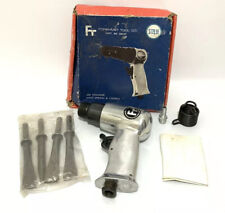 Foremost Tools Super-Duty Air Hammer W/ Spring and Chisels Open Box