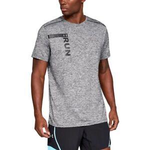 Under Armour Run Tall Graphic Men's Running T-shirt UA 1324500