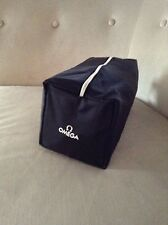 OMEGA WATCHES EXCLUSIVE GROOMING BAG/KEEP ALL GROOMING AID IN ONE PLACE