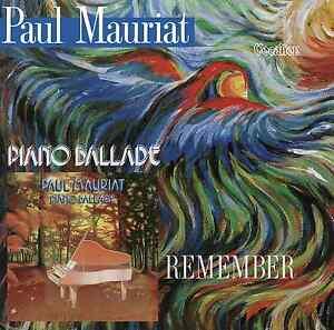 Paul Mauriat - Piano Ballade & Remember + bonus track - CDLK4585