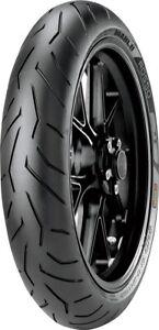 Diablo Rosso 2 Front Tire 120/70ZR-17 D Spec Pirelli 2148800