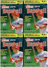 (4) 2019 Topps HERITAGE Baseball MLB Trading Cards 8pk Retail BLASTER Box SE LOT