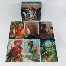 GREG HILDEBRANDT SERIES 2: 30 YEARS OF MAGIC (1993) Complete Trading Card Set