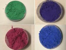 Green-Violet-Pink-Blue color Thermochromic Temperature Activated Pigment