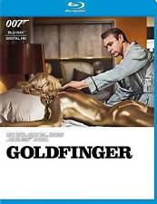 BLU-RAY Goldfinger (Blu-Ray) NEW Sean Connery 007