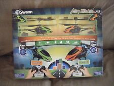 RC Helicopter twin pack
