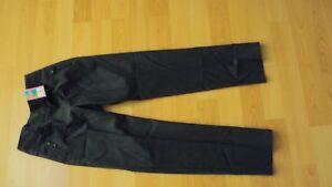 Marks & Spencer Girl's School Grey Trousers Inside Leg Extra Long 4 - 5 Yrs