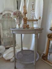 Style ancien TABLE D'APPOINT Louis XVI gustavien France shabby chic
