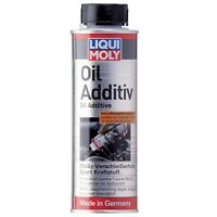 Oil Additive LIQUI MOLY MoS2 200ml. Original Engine Oil Additive Made in Germany