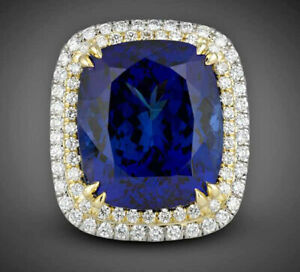 2.06ct NATURAL ROUND DIAMOND 14K WHITE GOLD SAPPHIRE COCKTAIL RING SIZE 7