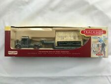 More details for lledo scammell tractor artic low loader glass load brs dg112002 oo scale