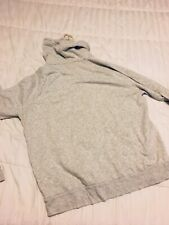 Divided by H&M Men's Grey Gray Hoodies Hooded Hoodie Jacket Size XL