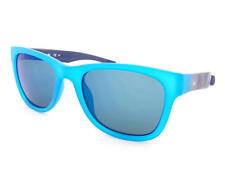 LACOSTE Extendable Arm Sunglasses Matte Blue / blue Flash Mirror L745 440