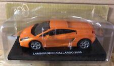 """DIE CAST """" LAMBORGHINI GALLARDO 2003 """" 100 ANNI DELL' AUTOMOBILE 1/43"""