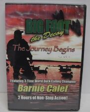 Big Foot The Decoy The Journey Begins DVD