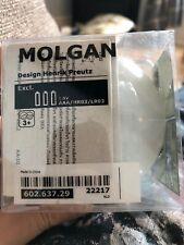 AUTOMATIC MOLGAN LED lighting, white, battery-operated