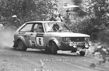 Henri Toivonen Talbot Sunbeam Lotus 1000 Lakes Rally 1981 Photograph 1
