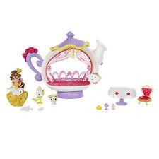 Disney Princesa Bella Y La Bestia Belle Comedor chip de la señora Potts lumirere