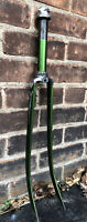 "VtG Schwinn Blade Fork For 27 X 1/4"" Wheels W/ 7"" Steer Tube 1"" Threaded Green"