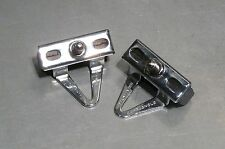 CAMPAGNOLO TRIOMPH VINT. 80's Brake Blocks WITH CHROMED STEEL HOLDERS BX53a Rs9