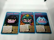 Top Trumps Specials Moshi Monsters Glumps 3 of 12 Cards