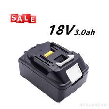 Makita BL1830 Batterie de remplacement Li-Ion BL 1830 LXT LG Cell 18v 3.0ah Neuf