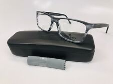 New Wide Guyz Matte Grey BABY FACE  Eyeglasses 57mm for The Stylish Large Man