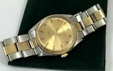 ROLEX OYSTER PERPETUAL Two-Tone Ref. 1004 14k/SS C: 1962