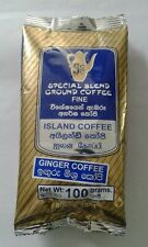 GINGER COFFEE 100% Natural real Freshness, Flavor with GINGER from ceylon