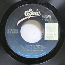 Rock Nm! 45 Reo Speedwagon - Gotta Feel More / Live Every Moment On Epic