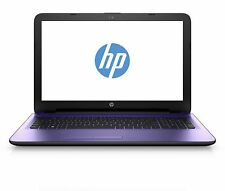 "HP Pavilion 15.6"" 15-ac121na Intel Pentium 8gb RAM 2tb HDD Win 10 With DVD"