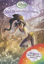Disney Fairies - Vidia and the Fairy Crown by Parragon (Paperback, 2011)