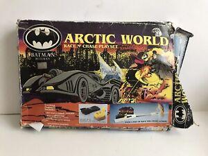 Batman Returns Arctic - Race & Chase set (ERTL 1992)