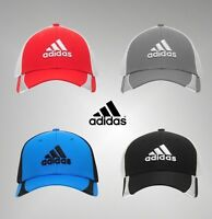 Mens Adidas Sport Breathable Curved Peak Tour RDR Golf Cap Sizes S-XL