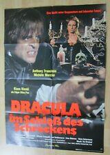 Filmplakat - Dracula im Schloß des Schreckens ( Klaus Kinski , Karin Field )