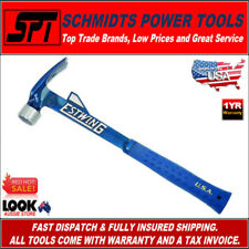 Estwing 24oz Hammertooth Shock Reduction Grip Nail Hammer E6-24tm