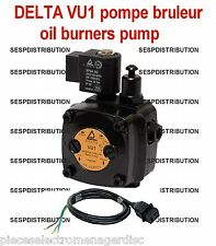 Pompe DELTA VU1 NF84 230 VAC 1151.5050 oil burner pump oelbrennerpumpe