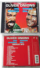 OLIVER ONIONS Bud Spencer Terence Hill - 20 Greatest Hits .. RTL edel CD TOP