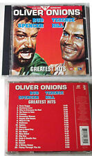 Oliver ONIONS Bud Spencer Terence Hill - 20 Greatest Hits... RTL preziosi CD Top