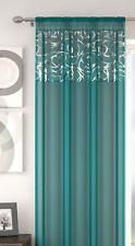 ARRAN VOILE CURTAIN PANEL (1),VOILE NET CURTAINS,SLOT TOP,6 GREAT DESIGNS.
