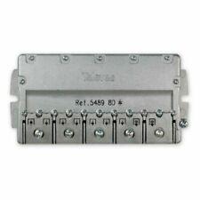 Amplificadores de señal y filtros para TV 8 salidas