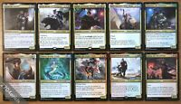10x Dominaria Legendary Gold Creatures Lot of 10 *NM+* (Magic MTG Commander EDH)
