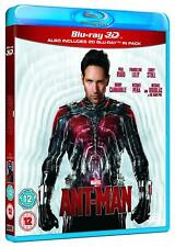 Ant-man [Black Case] (Blu-ray Disc & 3D Disk) NO DIGITAL
