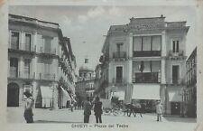 CHIETI - Piazza del Teatro 1917