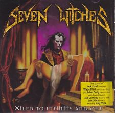 Seven Witches - Xiled to Infinity and One - CD
