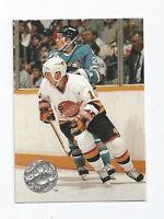 Igor Larionov Canucks 1991-1992 Pro Set Platinum #126