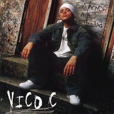 Vico C : En Honor a La Verdad CD